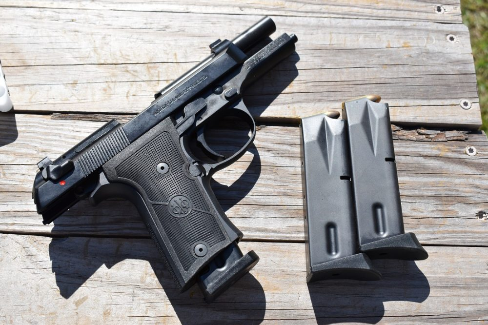 Beretta 92X Compact Review (2)