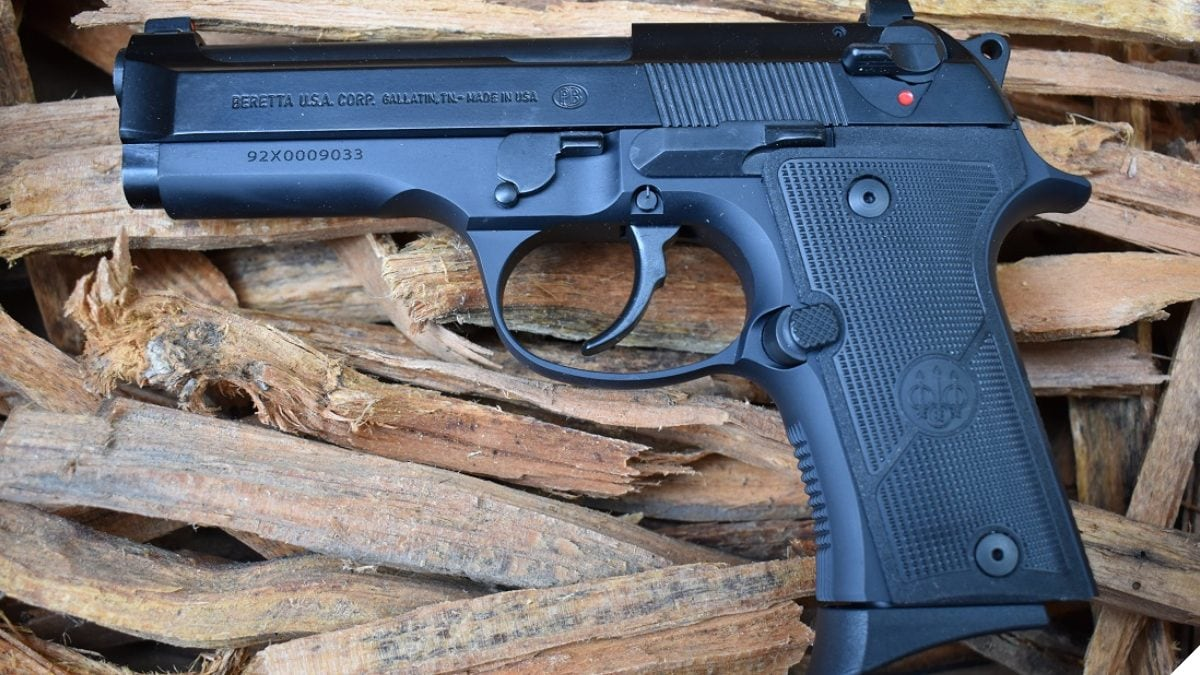 Beretta 92X Review After 2 Months & 2,000 Rounds