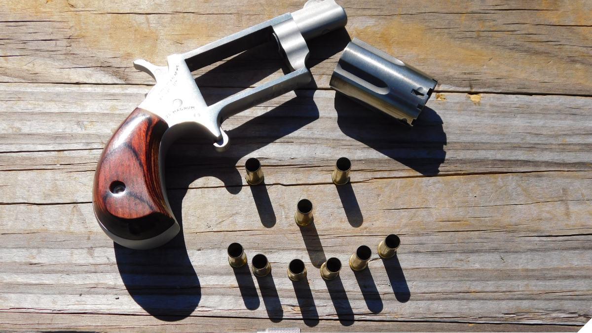 NAA Mini Revolver