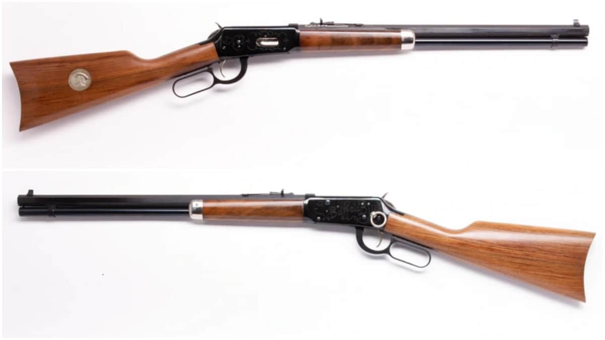 Buffalo Bill Commemorative Carbine 94 Winchester