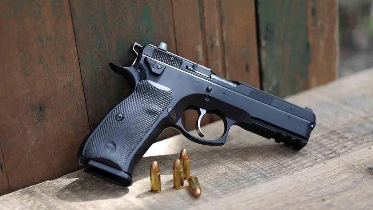 Guns.com Unboxing Studio Presents: CZ 75 SP-01