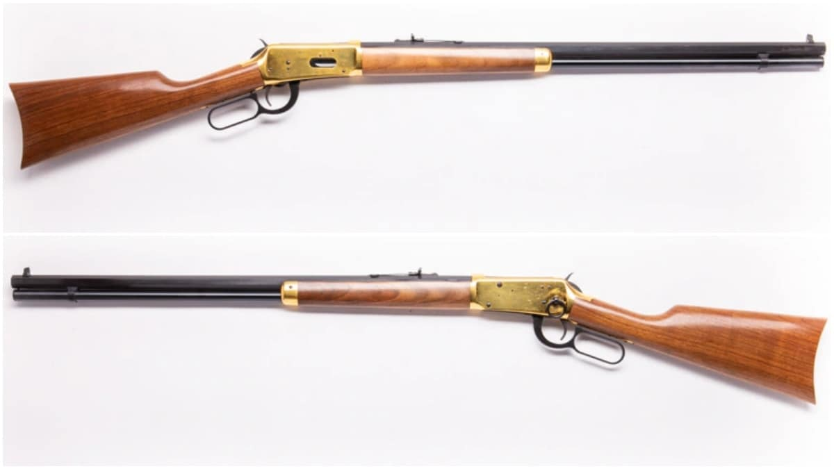 Centennial 66 Commemorative Rifle 94 Winchester