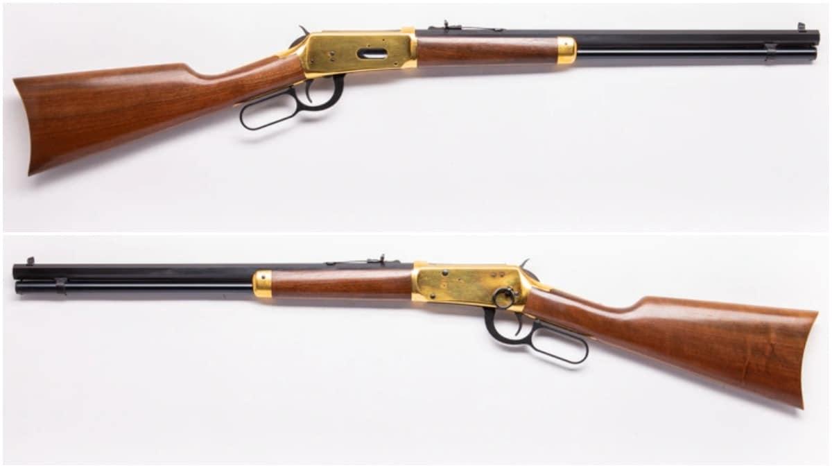 Centennial 66 Commemorative carbine 94 Winchester