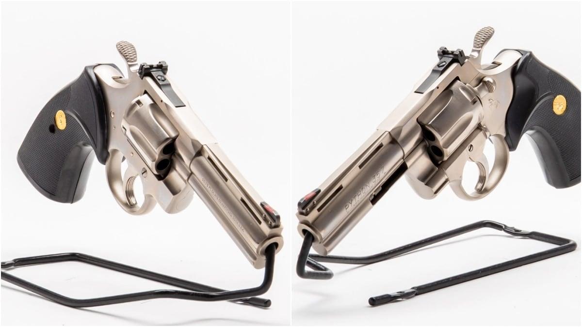 Colt ENick 1981 Python