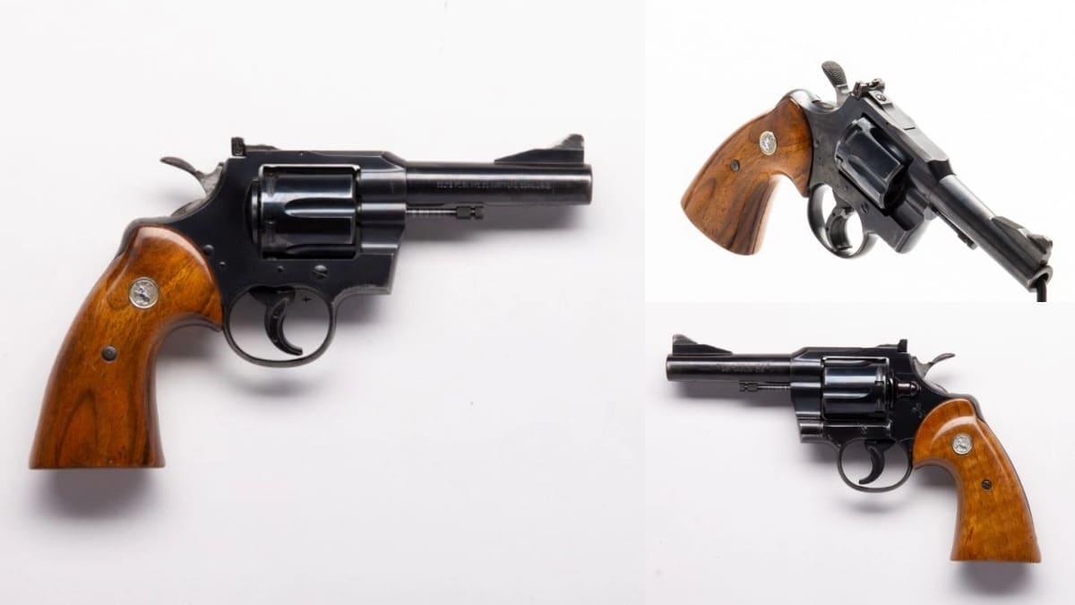 Colt Trooper 1967