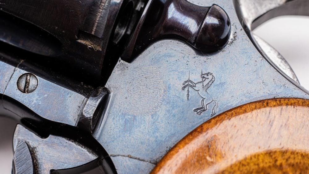 Colt Trooper frame