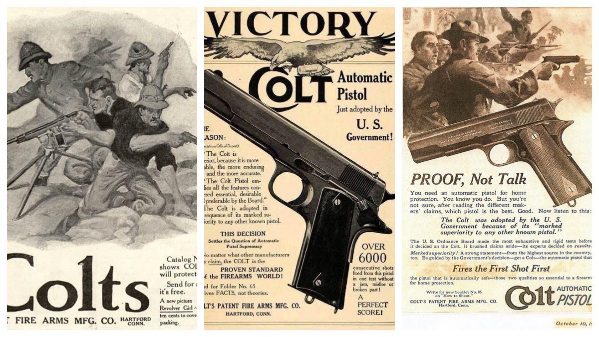 Colt ads