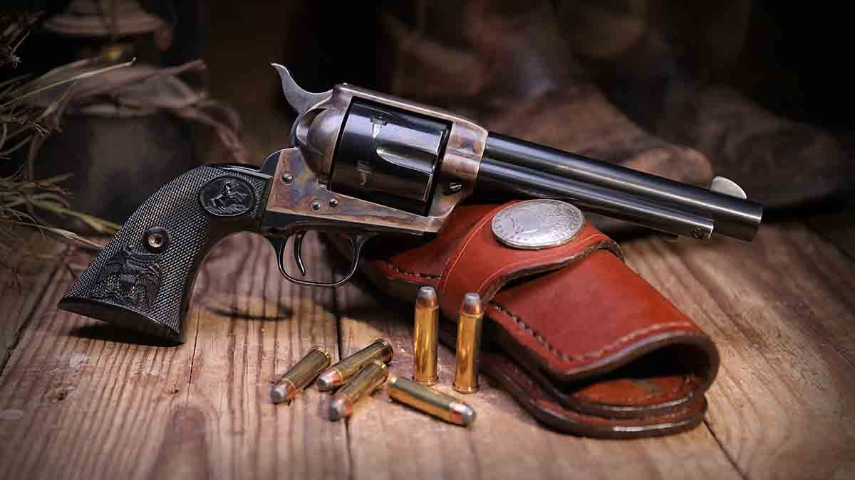 SASS Revolvers Square Off: Colt SA Army vs Ruger Vaquero