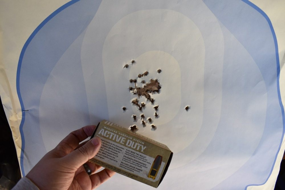 Winchester M1152 accuracy