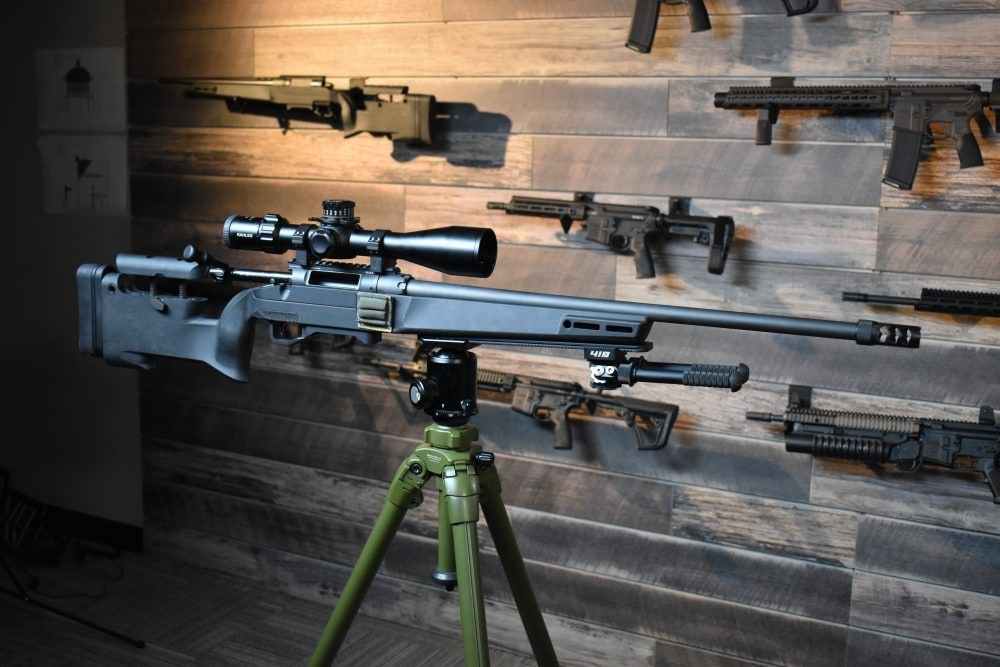 The Daniel Defense Delta 5 was introduced earlier this year