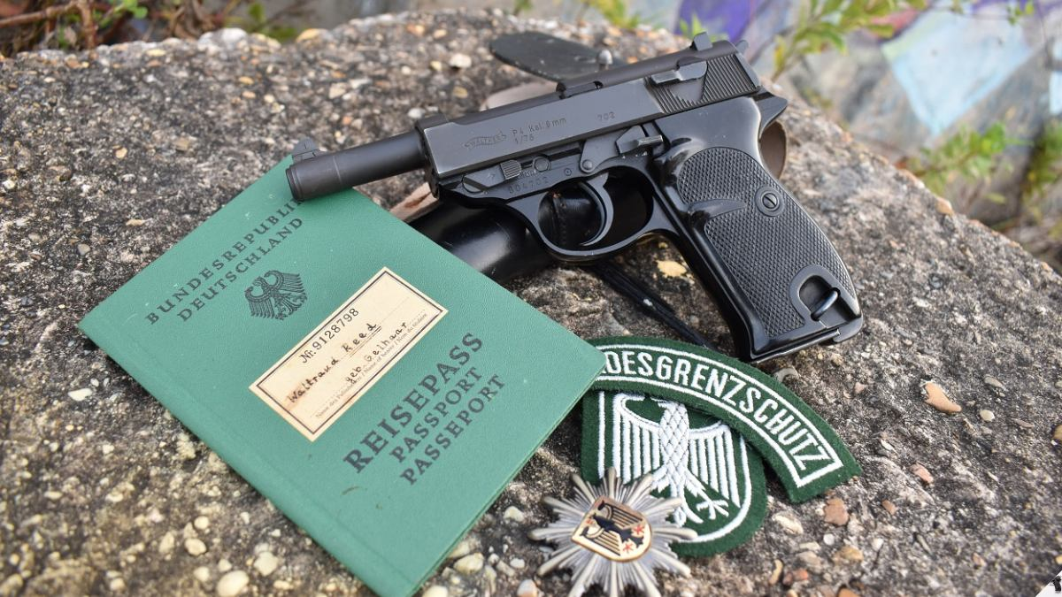 East v. West During the Cold War: Guns of the Berlin Wall