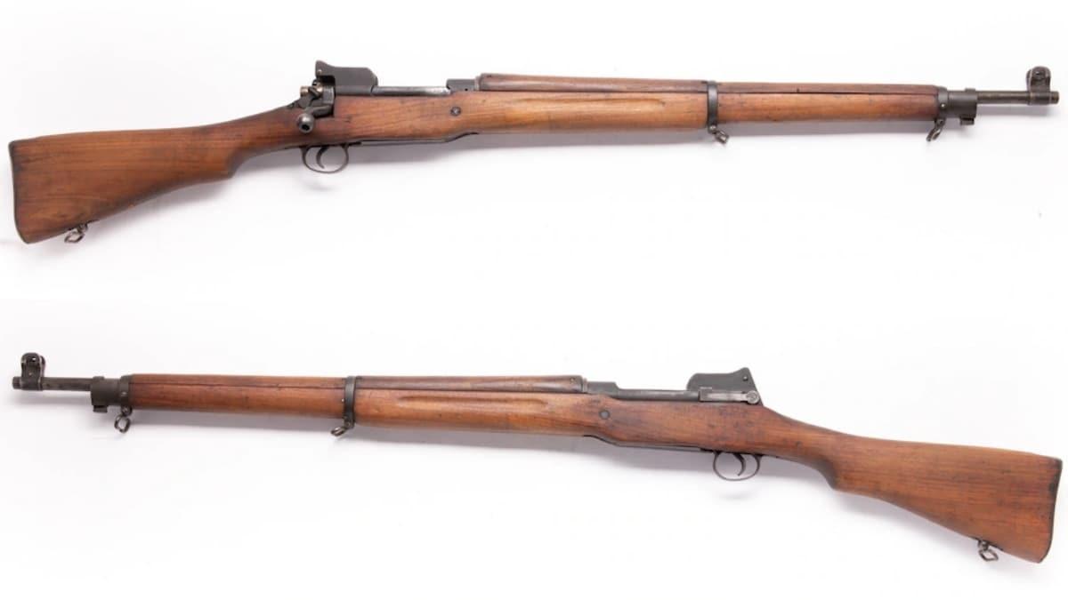 Eddystone M1917