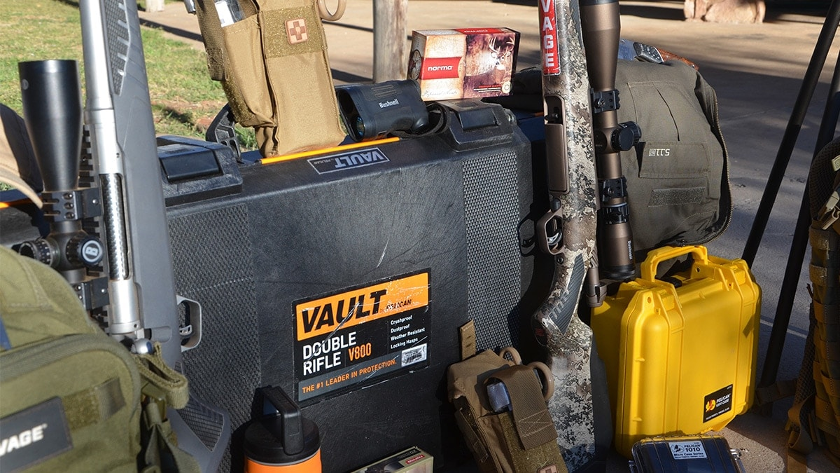 Must Have Guns, Gear and Accesories on Safari