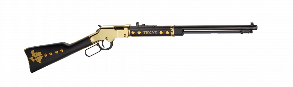 Henry Debuts Special Texas Tribute Edition Rifle