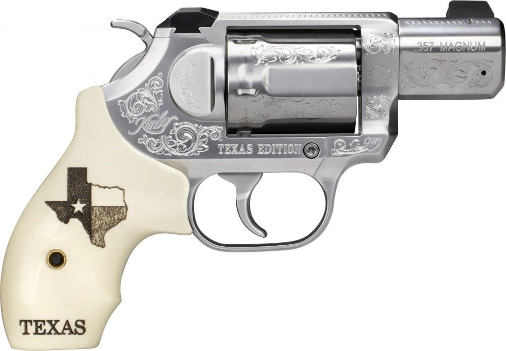 Kimber K6s Texas2