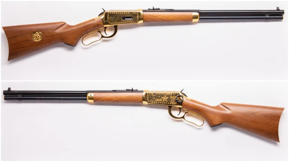 Lone Star Commemorative Carbine 94 Winchester