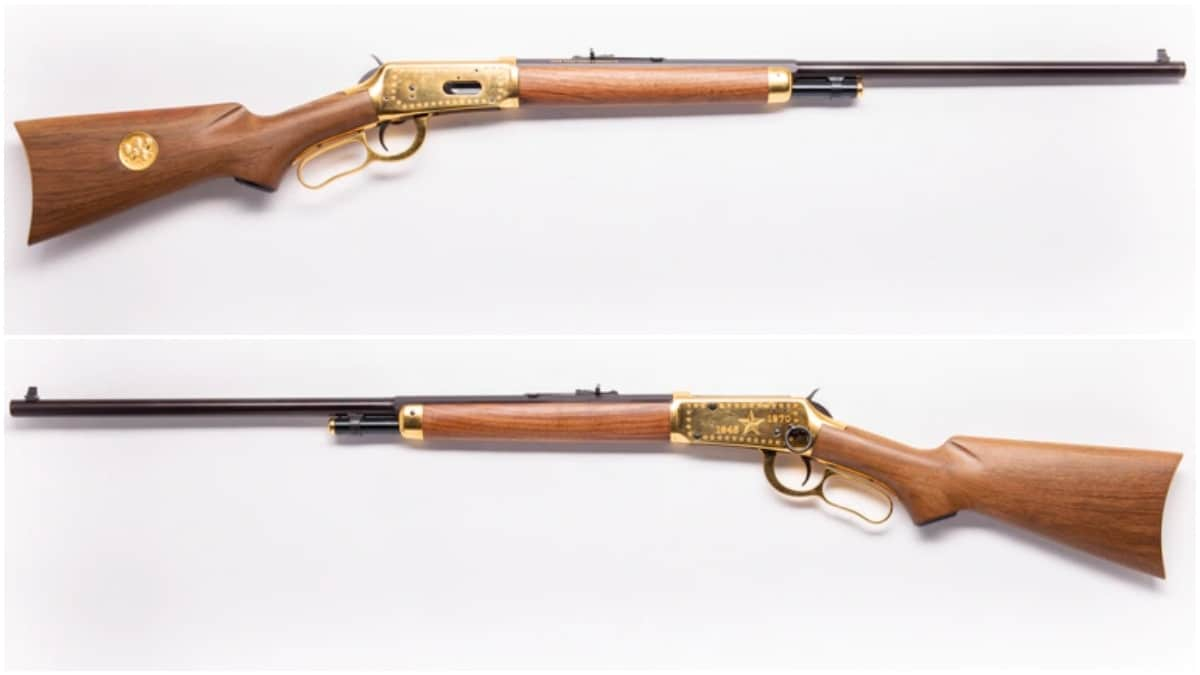 Lone Star Commemorative Rifle 94 Winchester