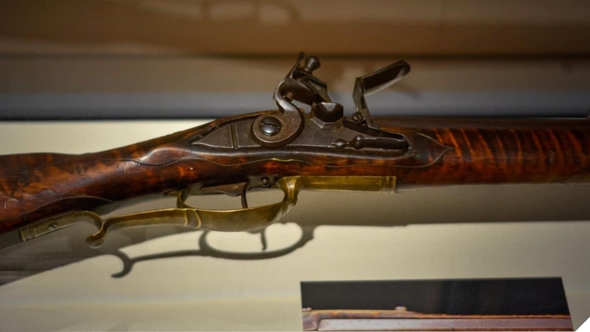 Long Lost Revolutionary War Flintlock Displayed at Museum