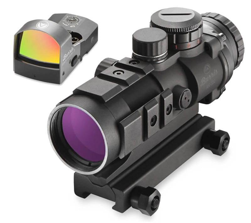 Rifle optics