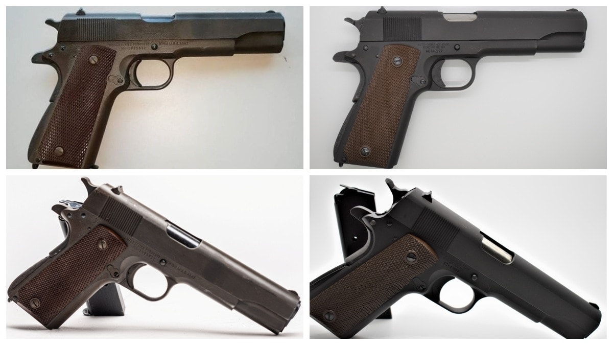 Rem Rand 1911 1943 Auto Ord 1911 2019
