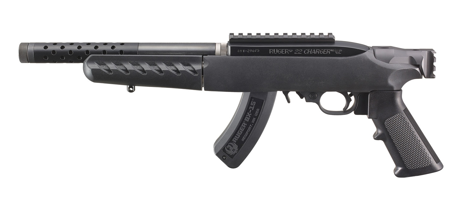 Ruger 22 Charger Takedown Lite