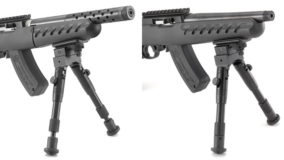 Ruger 22 Charger bipods