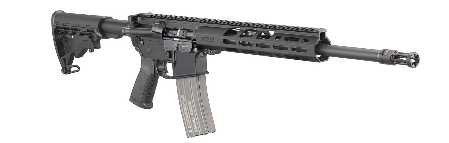 Ruger Adds New 300 Blackout AR556 Model to Catalog 2