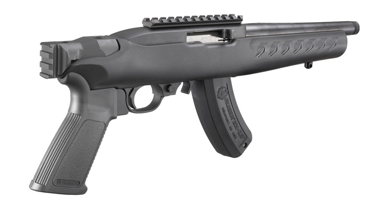 Ruger Debuts New Brace-Ready 22 Charger Pistols