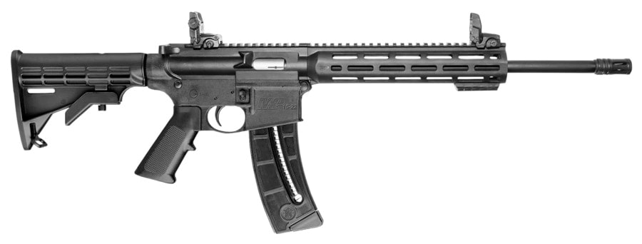 Most Popular 22 Rifle of 2019 is the S&W M&P-15-22 Sport