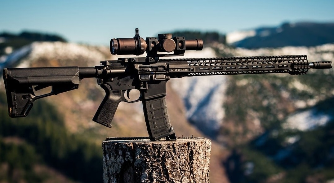 Stag Arms 3Gun Elite