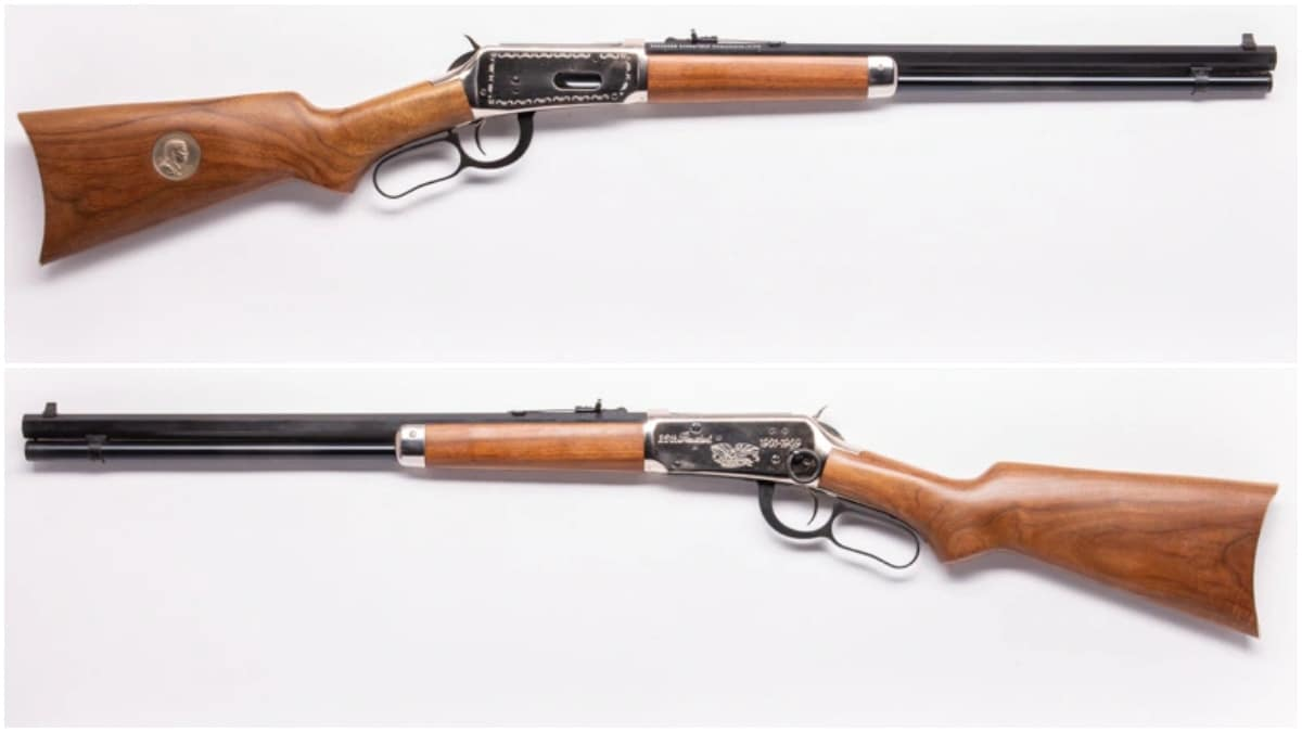 Winchester 94 Theodore Roosevelt Commemorative carbine