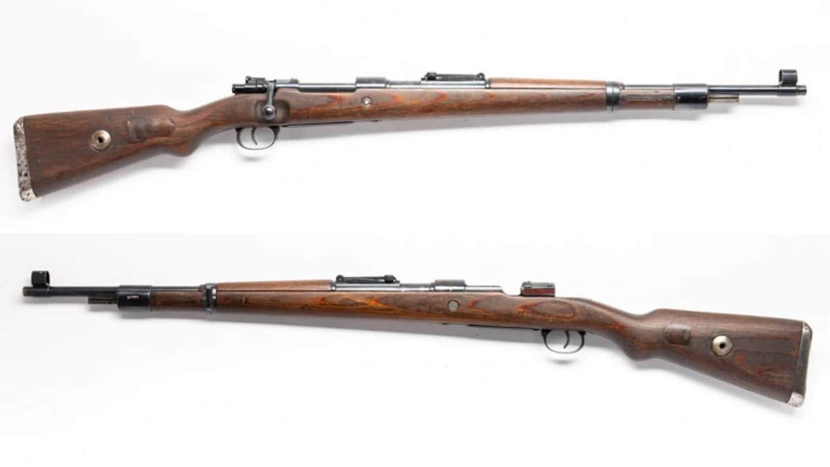 Byf Mauser Kar98