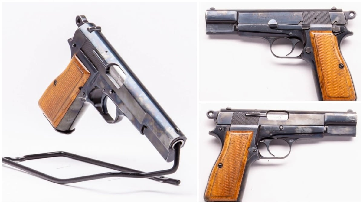 1969 Browning hi power