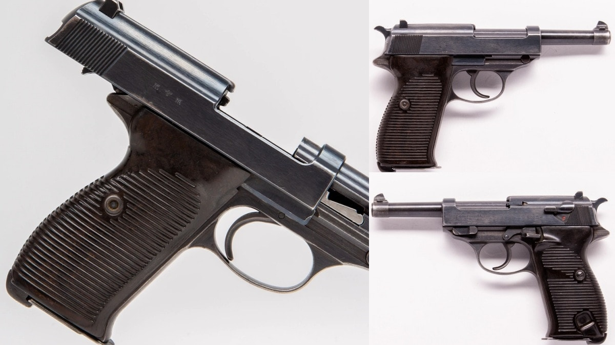 AC42 Walther June 1942 P38