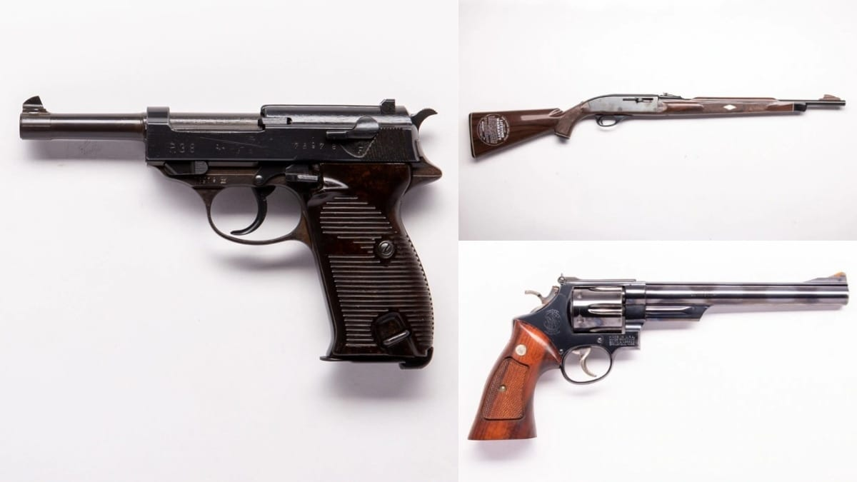 Are Affordable Collectible Guns Still out There?