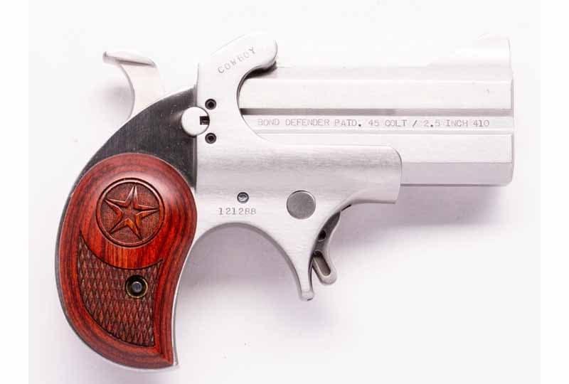 bond arms cowboy derringer pistol