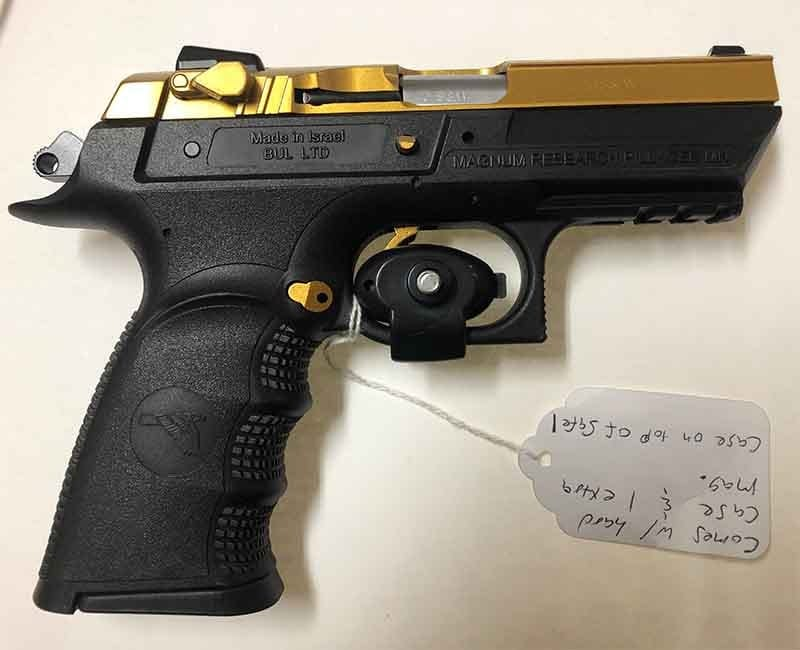 used magnum research desert eagle for sale