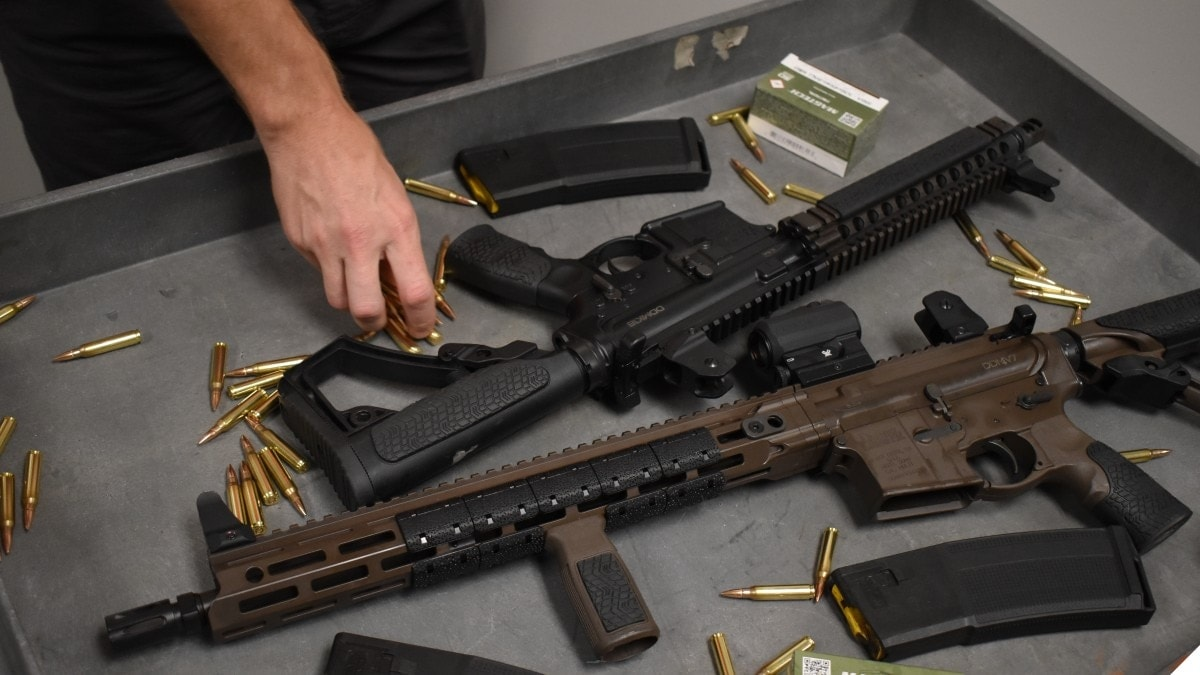 Bill Would Remove NFA Restrictions on SBRs