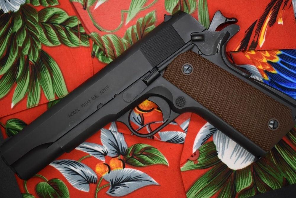 1911 Magnum hawaii