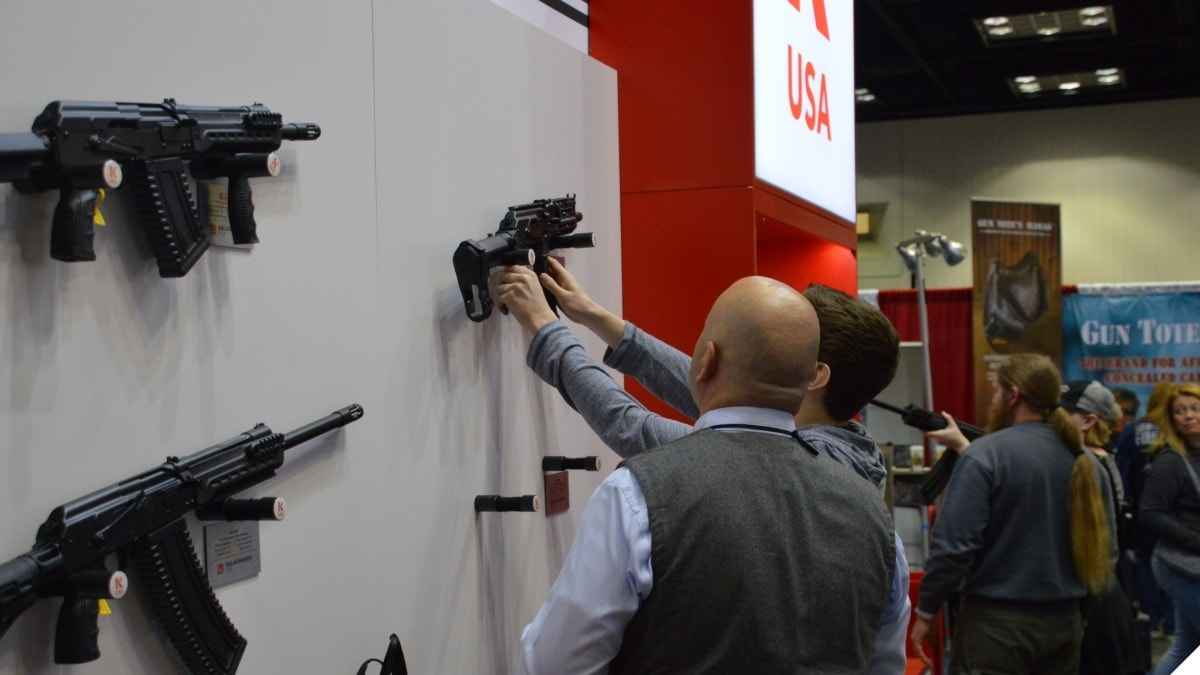 Gun Industry Report 18 Million AR-15, AK Type Rifles in Circulation