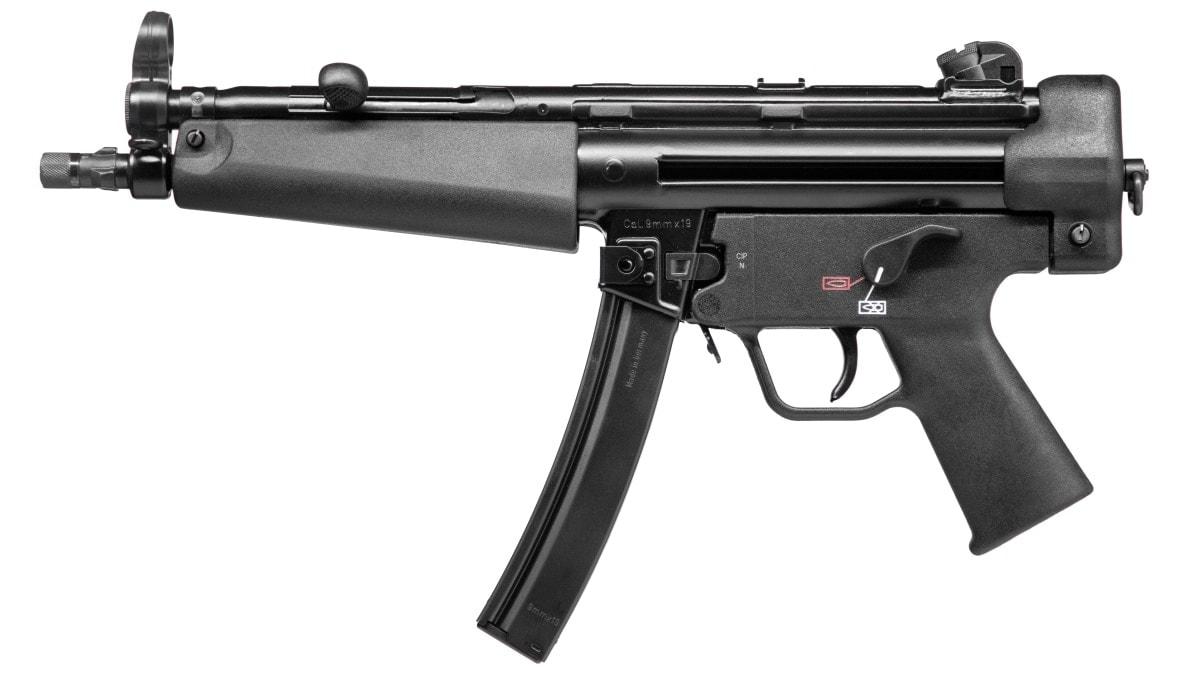 HO HO HO: Heckler & Koch Announces New SP5 Pistol