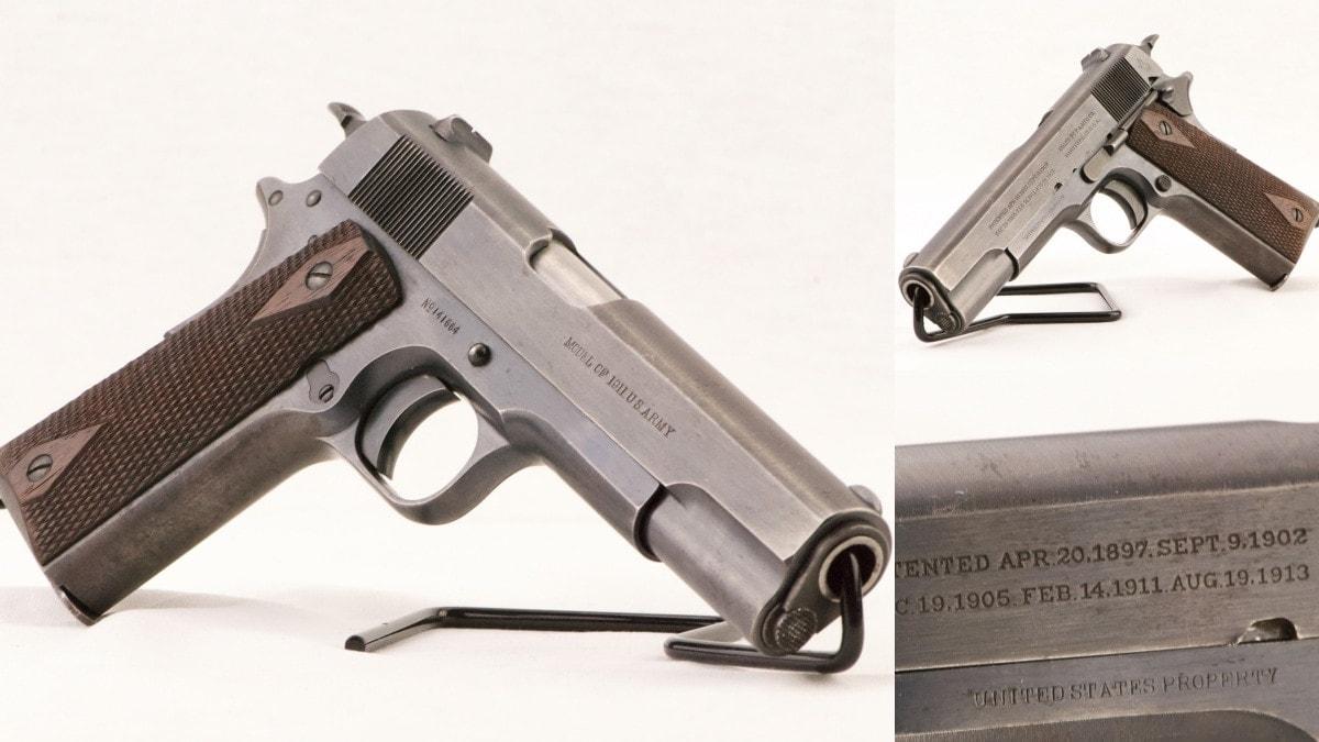 Hartford Arsenal M1911