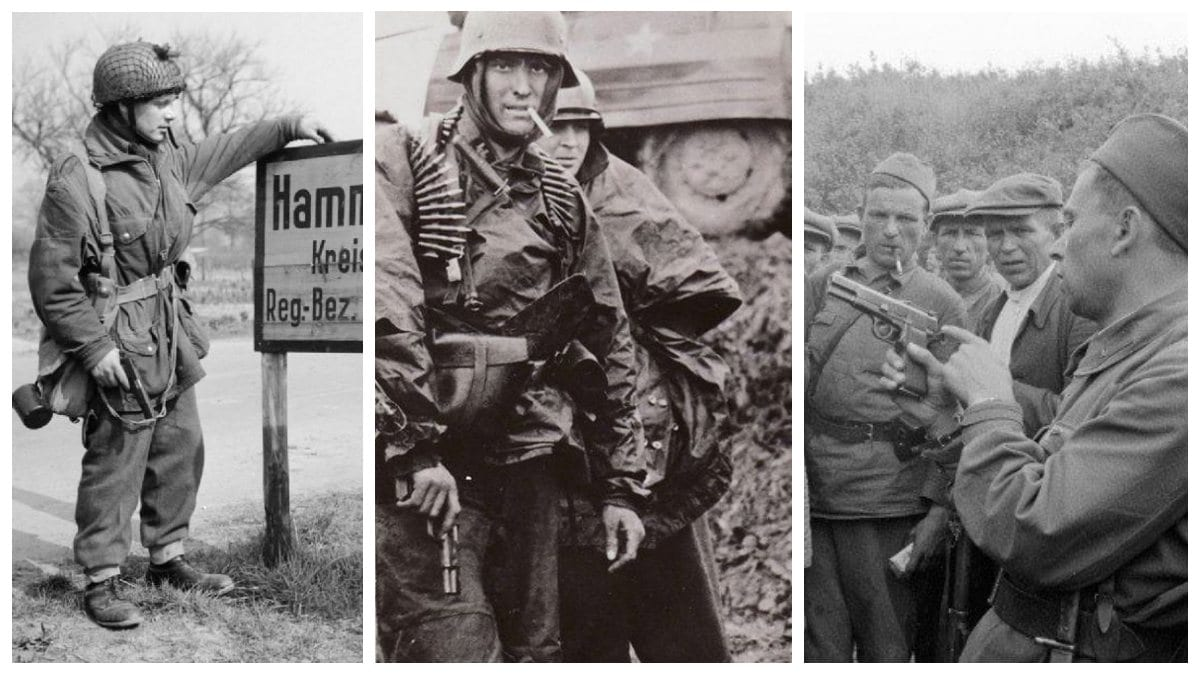 Hi-power WWII