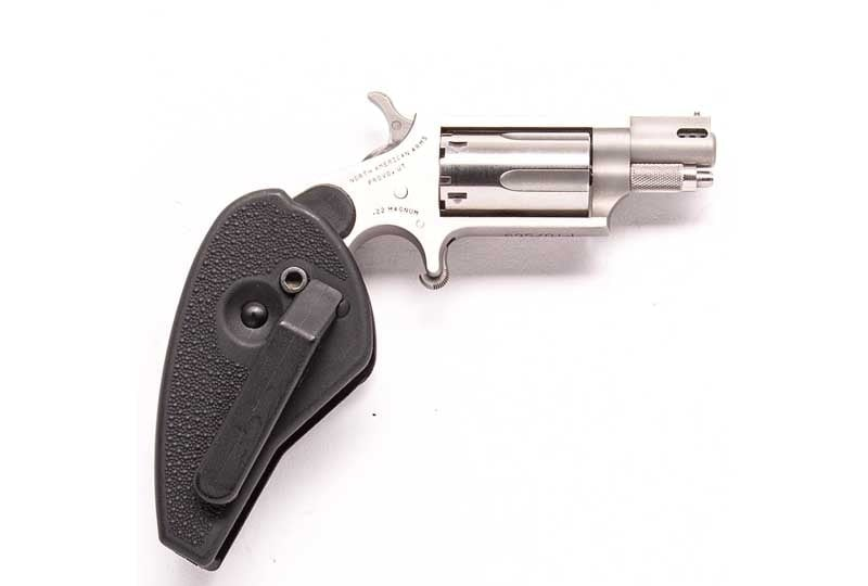 naa pocket pistol with built in holster
