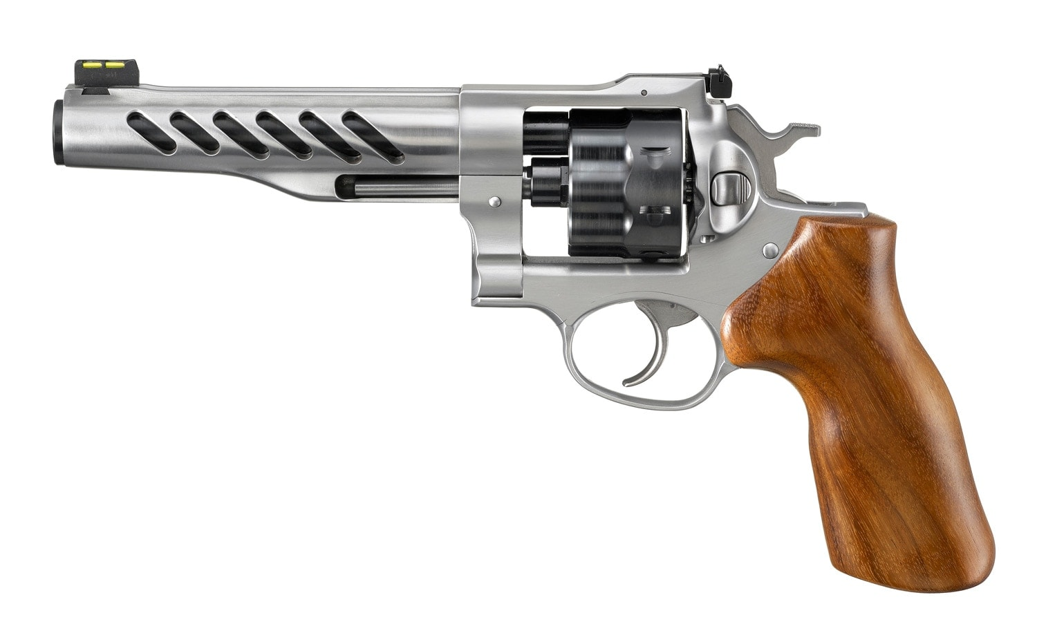 Ruger Debuts New 9mm Super GP100 Competition Revolver b