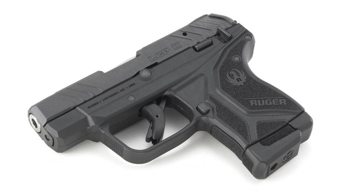 22 Lr Lite Rack Lcp Ii Pistol