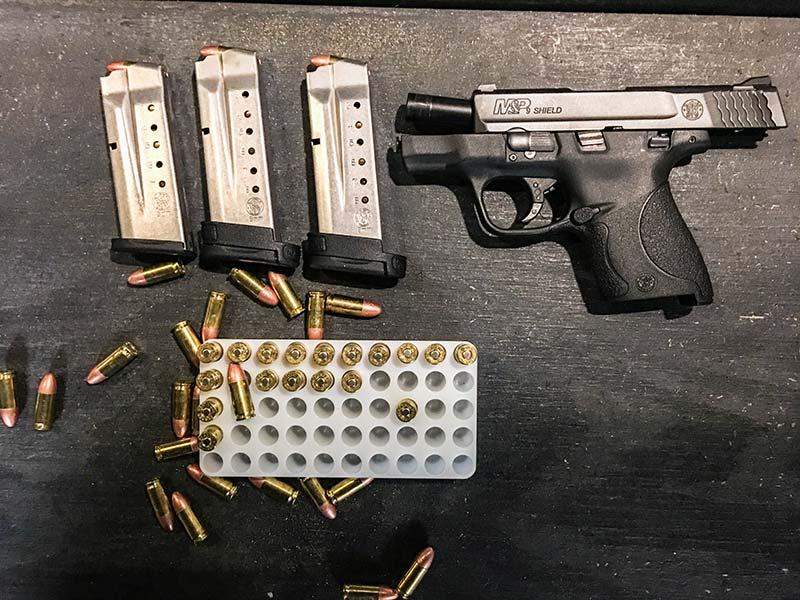 S&W Shield 9mm