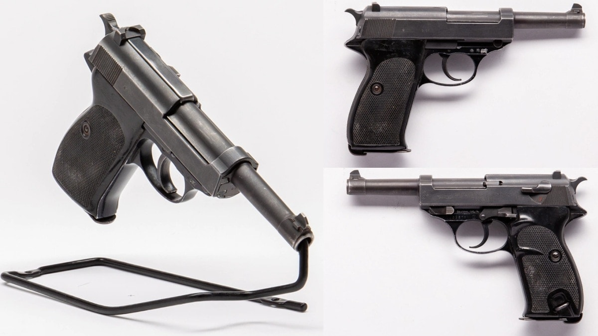 Sept 1961 Walther P1