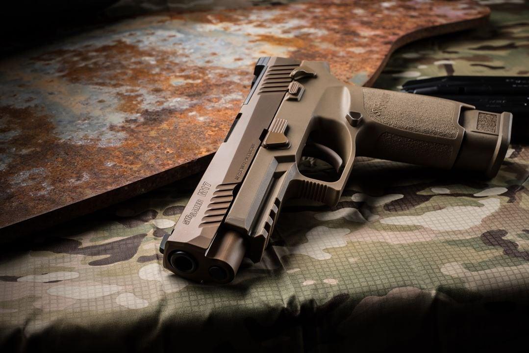 Sig Sauer M17 Surplus handgun