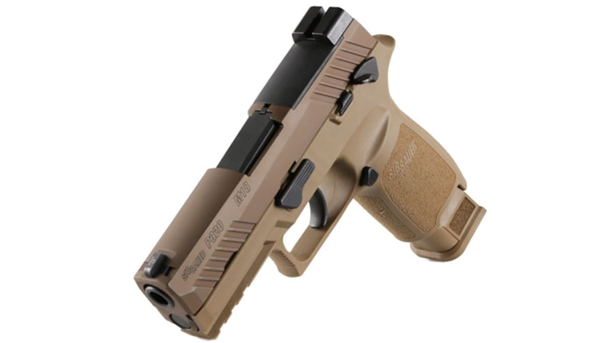 Sig Sauer Releases Commercial Version of M18